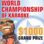 karaoke championships