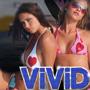 bikini fashion show at vivid