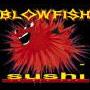 mixture at blowfish sushi