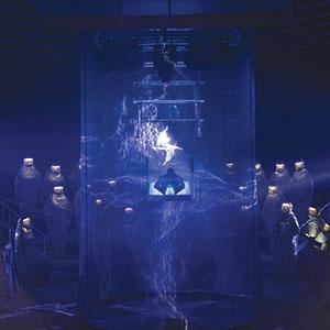 Silicon Alleys: SJSU Alumnus' New Opera Envisions 'Frankenstein' as Futuristic Dystopia