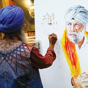 Sikh Art Paintings