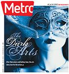 Metro Newspaper Cover: January 1, 2014