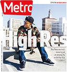 Metro Newspaper Cover: January 7, 2015