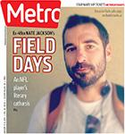 Metro Newspaper Cover: January 8, 2014