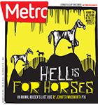 Metro Newspaper Cover: January 14, 2015
