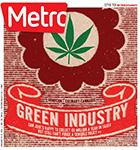 Metro Newspaper Cover: January 15, 2014