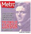 Metro Newspaper Cover: January 16, 2013