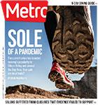 Metro Newspaper Cover: January 27, 2021