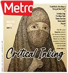 Metro Newspaper Cover: February 3, 2021