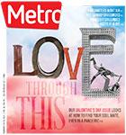 Metro Newspaper Cover: February 10, 2021