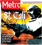 Metro Newspaper Cover: February 11, 2015