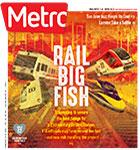 Metro Newspaper Cover: February 12, 2020