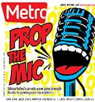 Metro Newspaper Cover: February 15, 2017