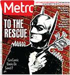 Metro Newspaper Cover: February 18, 2015