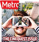 Metro Newspaper Cover: February 22, 2017