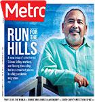 Metro Newspaper Cover: February 24, 2021
