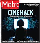 Metro Newspaper Cover: February 25, 2015