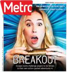 Metro Newspaper Cover: February 27, 2019