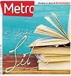 Metro Newspaper Cover: April 2, 2014