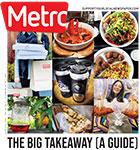 Metro Newspaper Cover: April 8, 2020