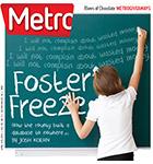 Metro Newspaper Cover: April 9, 2014
