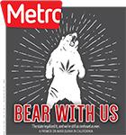 Metro Newspaper Cover: April 12, 2017
