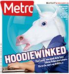 Metro Newspaper Cover: April 13, 2016