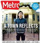 Metro Newspaper Cover: April 14, 2021