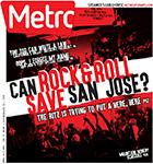 Metro Newspaper Cover: April 15, 2015