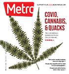 Metro Newspaper Cover: April 15, 2020