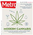 Metro Newspaper Cover: April 17, 2019