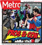 Metro Newspaper Cover: April 19, 2017