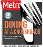 Metro Newspaper Cover: April 21, 2021