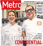 Metro Newspaper Cover: April 22, 2015