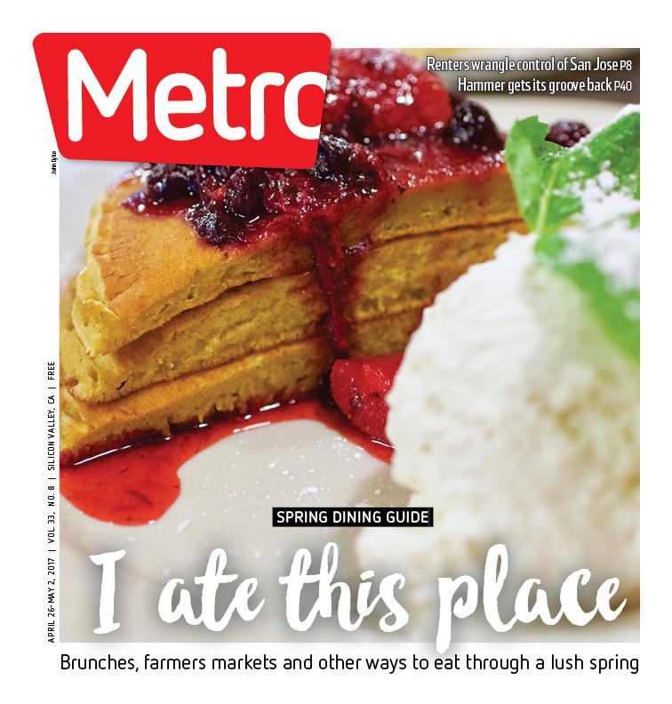 Metro Newspaper Cover: April 26, 2017