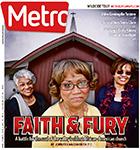 Metro Newspaper Cover: April 27, 2016
