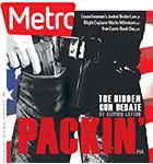 Metro Newspaper Cover: April 29, 2015