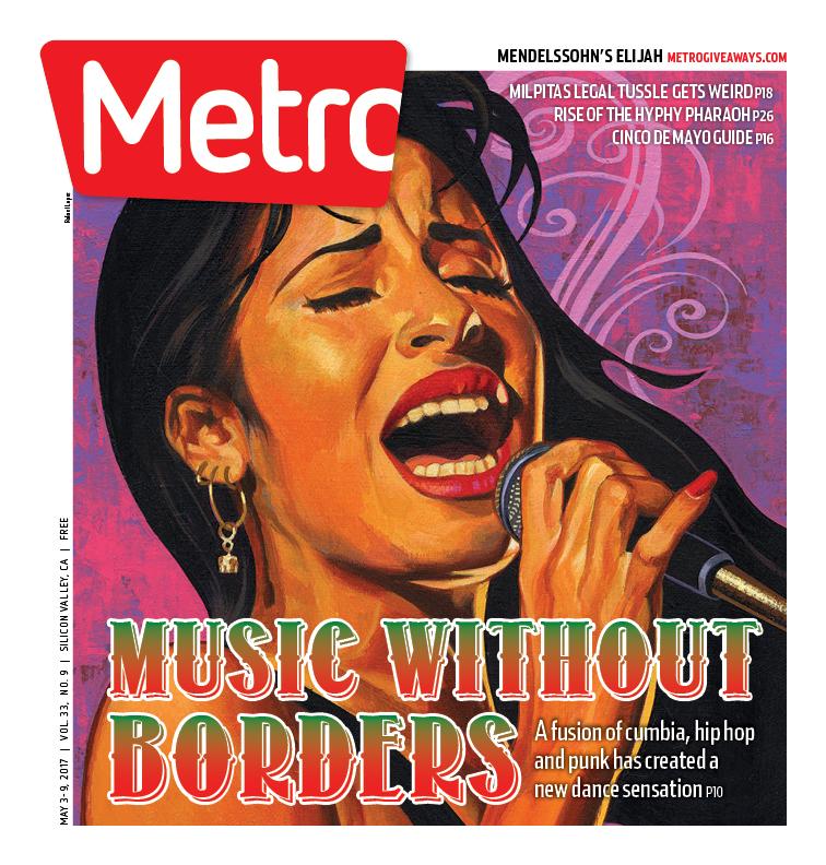 Metro Newspaper Cover: May 3, 2017