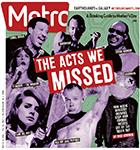 Metro Newspaper Cover: May 4, 2016