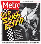 Metro Newspaper Cover:May 5, 2021