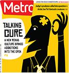 Metro Newspaper Cover: May 7, 2014