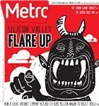 Metro Newspaper Cover: May 10, 2017