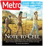 Metro Newspaper Cover: May 12, 2021