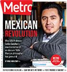 Metro Newspaper Cover: May 19, 2021