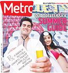 Metro Newspaper Cover: May 20, 2015