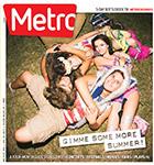 Metro Newspaper Cover: May 21, 2014