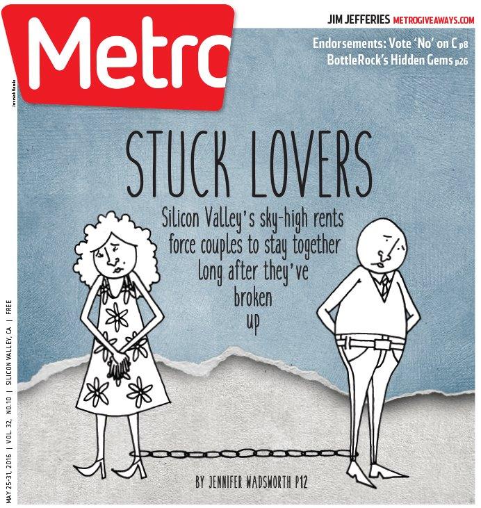 Metro Newspaper Cover: May 25, 2016