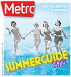 Metro Newspaper Cover: May 26, 2021