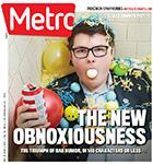 Metro Newspaper Cover: May 27, 2015