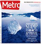 Metro Newspaper Cover: June 1, 2016